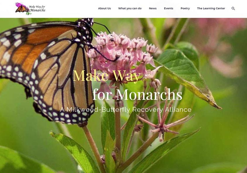 Make Way for Monarchs