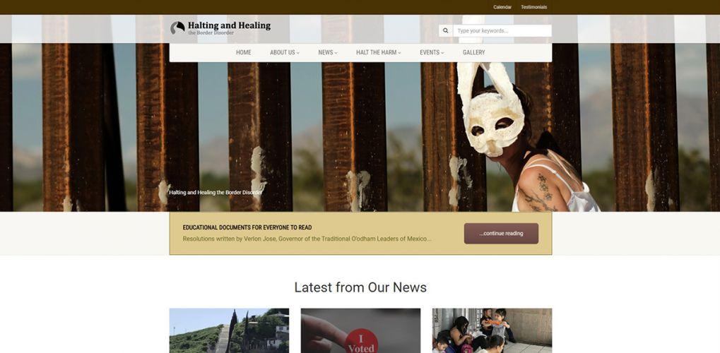 Halting and Healing the Border Disorder